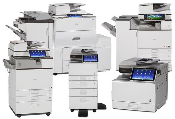 copier lease sacramento printers