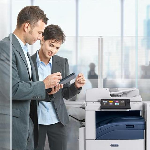 Buyers printer machine